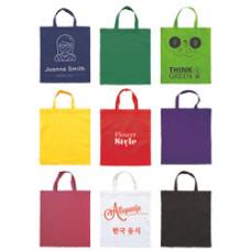 Shopper - miljøvenlig bomuldspose - 9 farver