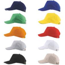 Kasketter - caps - med tryk - 10 farver