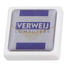 Magnet med logo - køleskabsmagneter med logo - 3D effekt
