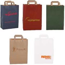 Bæreposer i papir - også mindre antal papirsposer