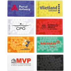 - Mint pastiller - sukkerfri mints-  i kreditkort  dispenser