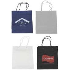 Bæreposer -  med logo - shopper - messeposer- tykke bæresnore