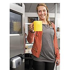 Kaffekrus  - reklamekrus - logokrus - 11  farver