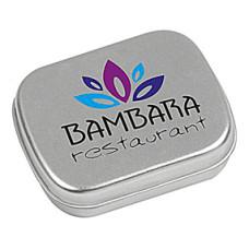Mint pastiller -  i metaldåser - Tinbox
