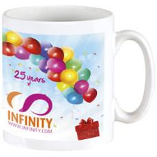 Kaffekrus - flotte krus med fullcolor logo