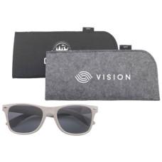 Brilleetui - Feltro brille boks