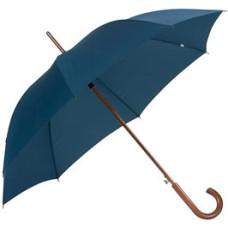 Stokparaplyer - buet håndtag - stormsikker og automatisk