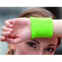 Svedbånd  - frotte fitness  armbånd - i 15 farver