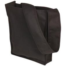 Mulepose - skulderpose - med lang bred skulderstrop