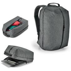 """Computerrygsæk med 2 store rum - Wiltz rygsæk 15,6"""""""