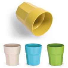 Kaffekrus - se de nye flotte Ecologic krus med logo