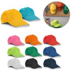 caps med logo  - kasket  fås i 11 trendy farver