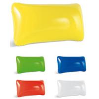 Strandpude - oppustelig hovedpude - 5 farver