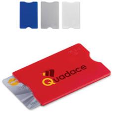 Kreditkortholder med anti skimming kortbeskyttelse