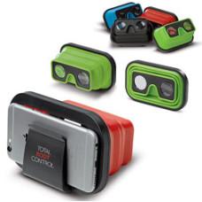 VR briller -  er nemme at folde