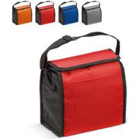 Køletaske - 4 farver - passer til en sixpack