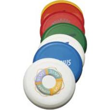 Frisbee med tryk -  sommergaven der ses